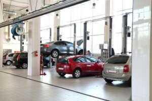 Auto- Werkstattbindung