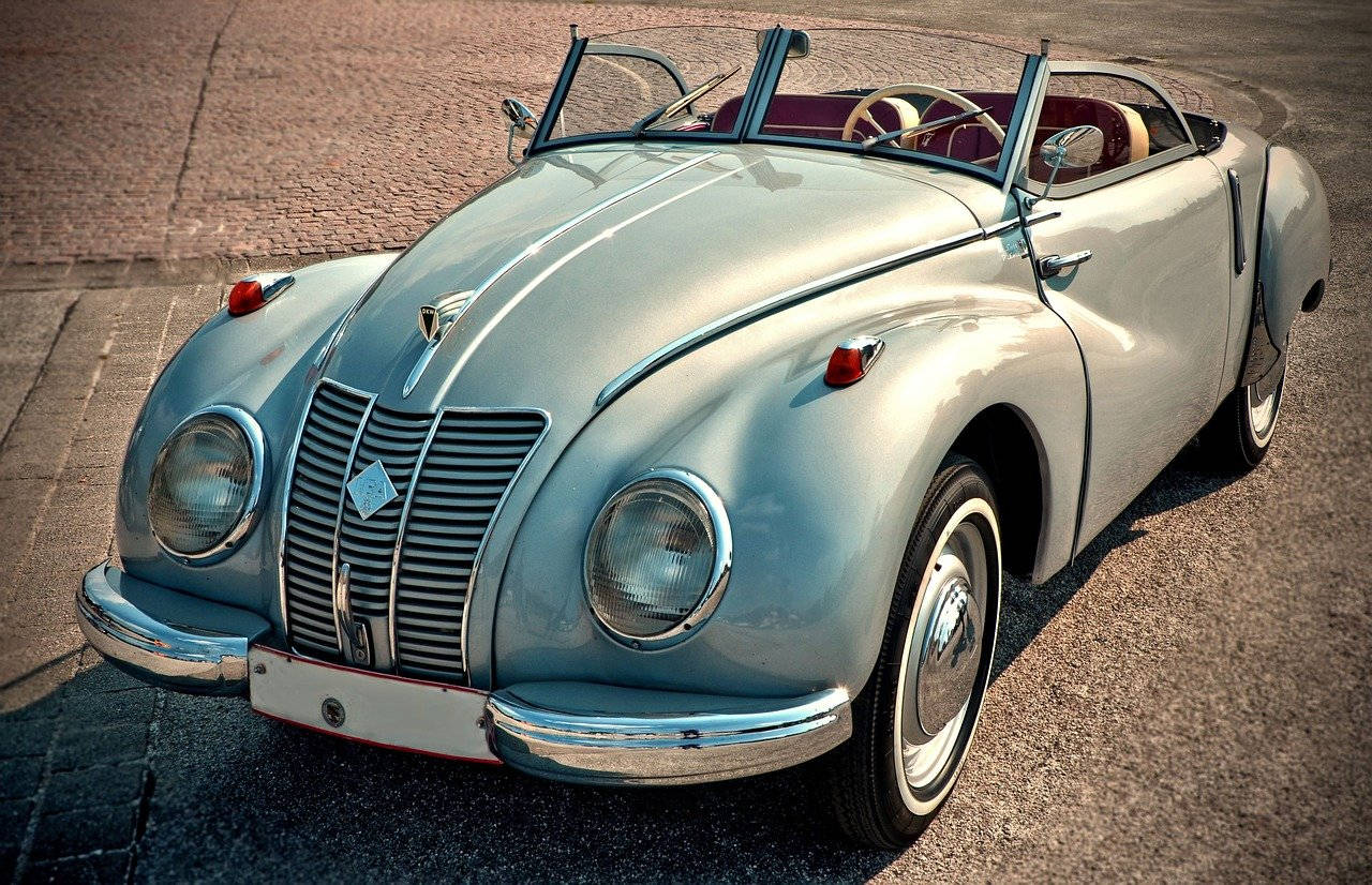Oldtimer von Audi der F9