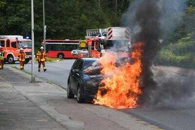 Brandschaden Kurzschlussschaden