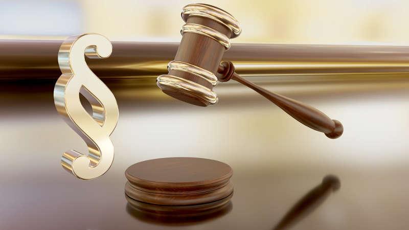 Recht: Richterliche Urteile